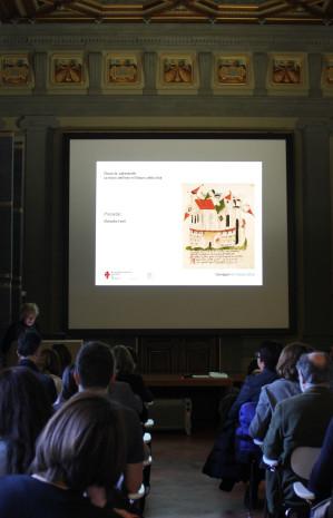 Un'occasione di confronto su simili interrogativi è stata offerta dal convegno Dopo la catastrofe. La storia dell'arte e il futuro della città, organizzato a Firenze dal Kunsthistorisches Institut (6-7 marzo 2015, a cura di Carmen Belmonte, Elisabetta Scirocco e Gerhard Wolf).