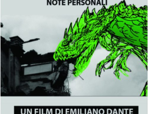 HABITAT: UN FILM IN BIANCO, NERO E GRIGIO DA L'AQUILA TERREMOTATA