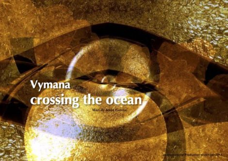 Vymana crossing the ocean - Mari de Jesús Correa