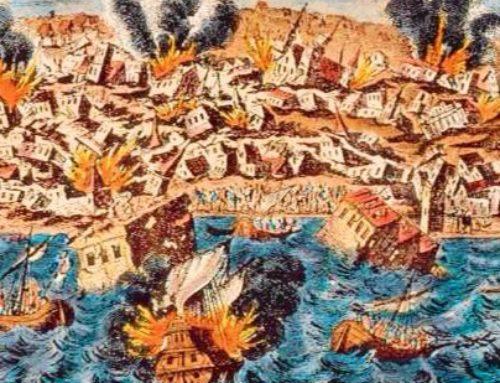 SUL TERREMOTO DI LISBONA DEL 1755