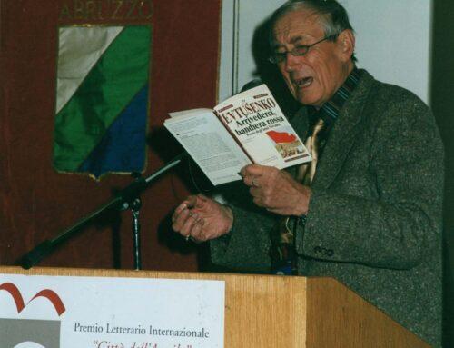 """PREMIO LETTERARIO """"LAUDOMIA BONANNI"""": LA RI/ESISTENZA D'UNA STORIA POETICA A L'AQUILA"""