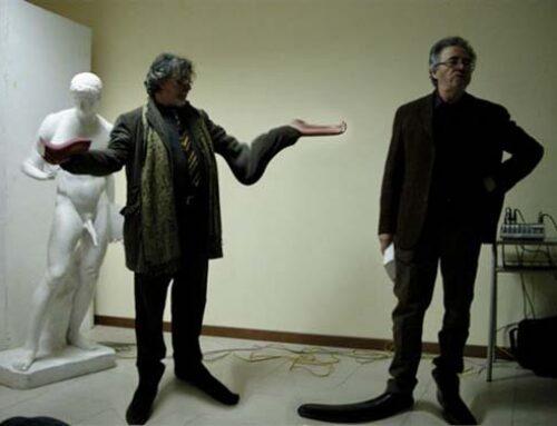 OMAGGIO AD ANTONIO PICARIELLO CAVALLO  DI RAZZA DELLA CRITICA  D'ARTE ITALIANA (E NON SOLO)